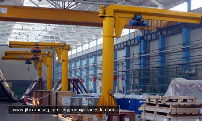 Jib Crane In Uae : Jib crane case ton cranes for united arab emirates